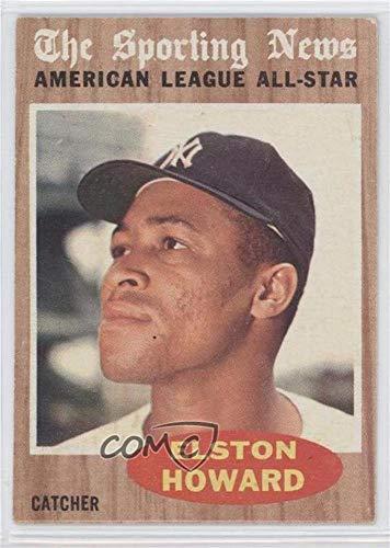 Elston Howard (Baseball Card) 1962 Topps - [Base] #473
