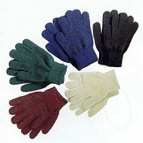 Magic Glove with Dots Drk Green - Part #: MG1003 Imported Magic Gloves