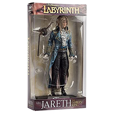 McFarlane Toys Labyrinth: Jareth Collectible Action Figure by McFarlane Toys