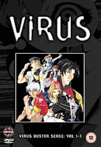 Virus Buster Serge - Vols. 1 - 3 [Import anglais]