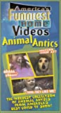 America's Funniest Home Videos - Animal Antics [VHS]