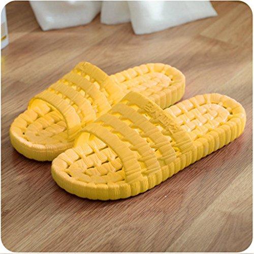 Pantoffels Dames Antislip Bad Gemakkelijk Te Dragen En Te Wassen 2 Paar C