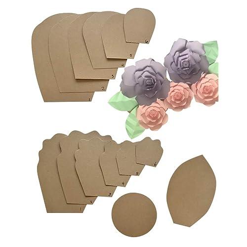 flower templates amazon com