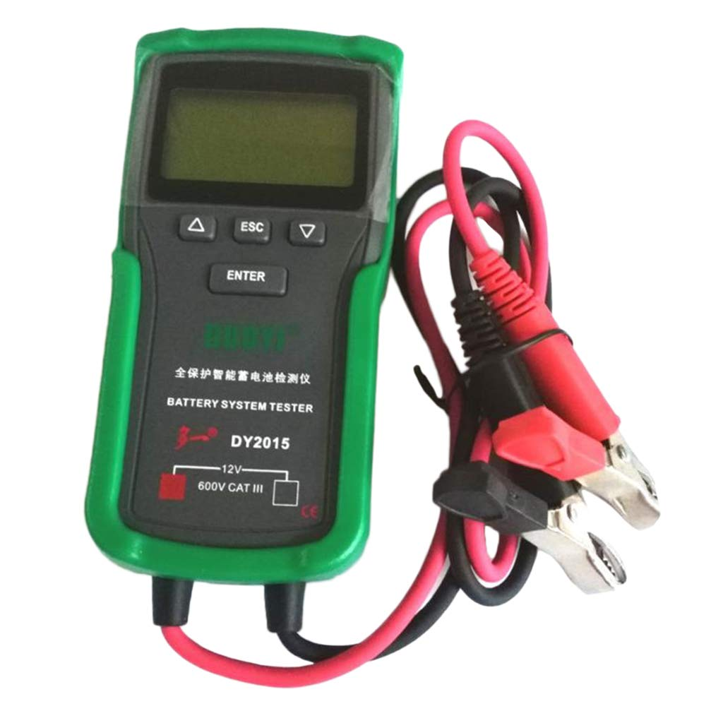 Baoblaze Battery Load Tester Car Battery Load Tester Car
