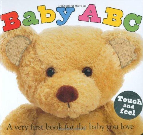 Baby ABC: ABC Touch & Feel Books PDF