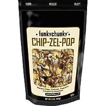 FunkyChunky 10043 Chip-Zel-Pop Large Bag
