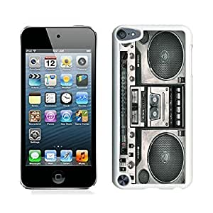 cheap price Boombox iPod touch 5 Case White Cover 3