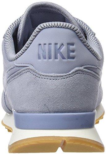 Se Nike Sky de Mujer Zapatillas Internationalist Gris Glacier para W Grey Dark Glacier Gimnasia Blue Grey xqqwpUCT