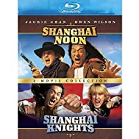 Deals on Shanghai Noon / Shanghai Knights (2-Movie Collection) Blu-ray