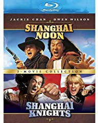 East meets West in two wildly hilarious comedies starring legendary action star Jackie Chan and funnyman Owen Wilson. Experience SHANGHAI NOON and SHANGHAI KNIGHTS for the first time on Blu-ray, featuring new digital restoration with enhanced...
