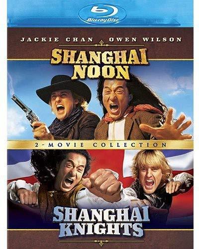 Shanghai Noon / Shanghai Knights (2-Movie Collection) [Blu-ray]