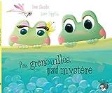 vignette de 'Petites grenouilles, grand mystère (Coralie Saudo)'