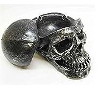 Death Defying Skull Ashtray