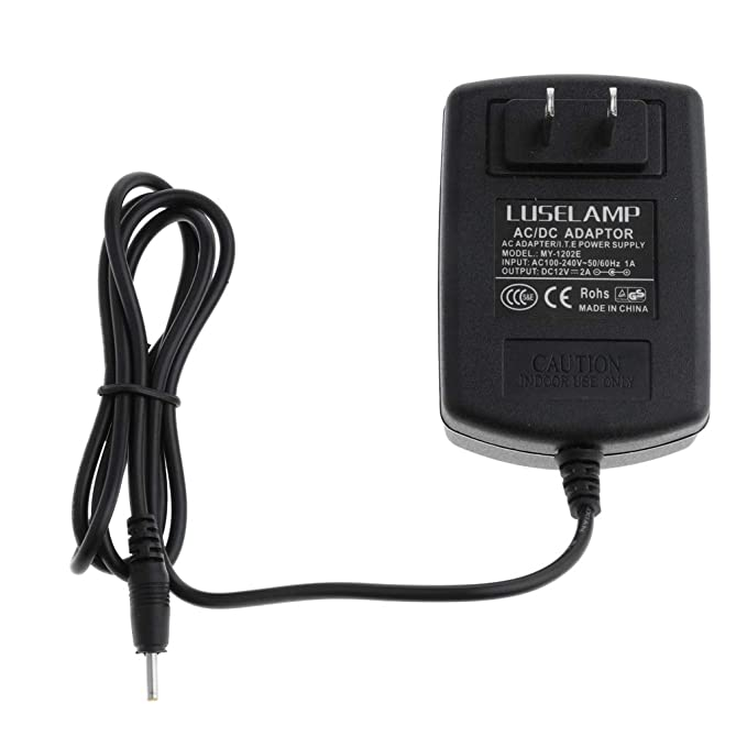 ac 100240v to dc 9v 2a power supply charger converter adapter 55mm