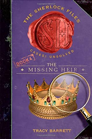 book cover of The Missing Heir