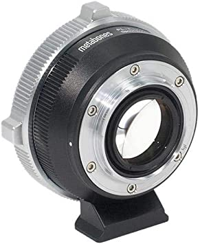 Metabones Pl To Emount T Cine Speed Booster Ultra 0 71x Kamera