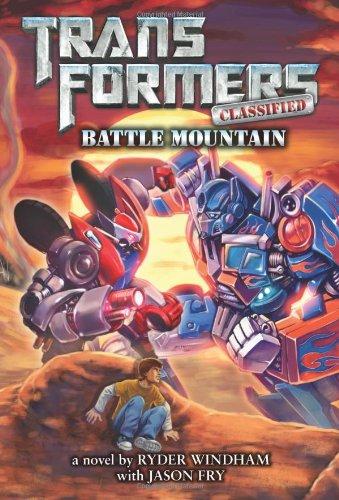 Battle Mountain (Transformers Classified): Amazon.es: Windham, Ryder, Fry, Jason: Libros en idiomas extranjeros
