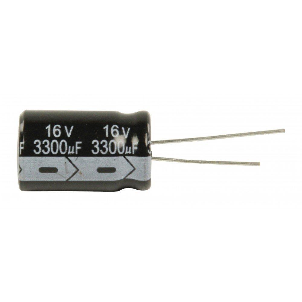 Fixapart - Condensador Electrolí tico De Aluminio 3300/16PHT