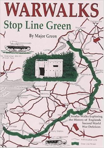 war walks stop line green walkabout