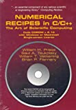 img - for Numerical Recipes Source Code in C and C++ CD ROM with Windows or Macintosh Single-Screen License: The Art of Scientific Computing book / textbook / text book