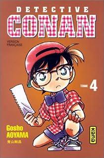 Détective Conan, tome 4 par Aoyama