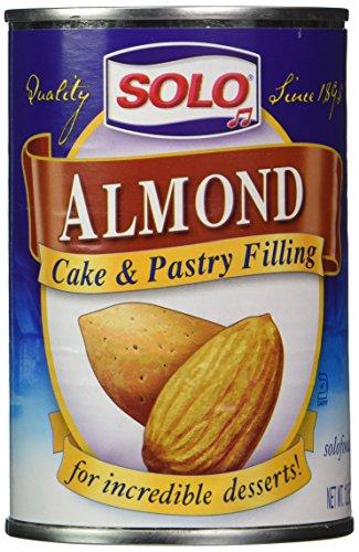 Solo Almond Filling 12.5oz