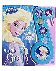 Disney Frozen Little Music Note