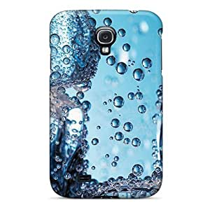 For Case Samsung Galaxy S3 I9300 Cover , Premium Protective Case With Look - Ice Cubes Closeup
