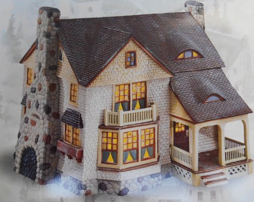 "Department 56 Seasons Bay First Edition ""Inglenook Cottage #5"" #53304"
