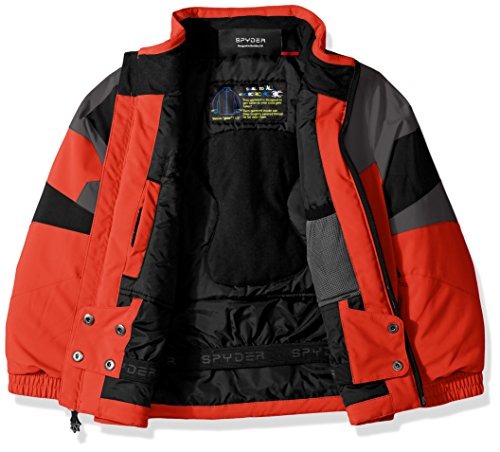 Mini black polar Burst Spyder Jacket Leader CqxST