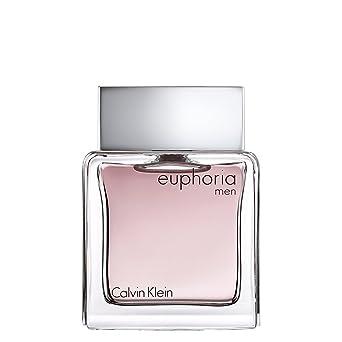 Oferta amazon: Calvin Klein Euphoria Men - Agua de tocador vaporizador para hombre, 50 ml