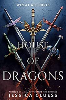 Book Cover: House of Dragons