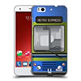 Head Case Designs Smooth Operator Bus Stuff Hard Back Case for ZTE Blade S6 Plus