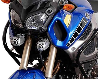 10-13 SW-MOTECH Support de Phare Noir Yamaha XT1200Z Super T/én/ér/é