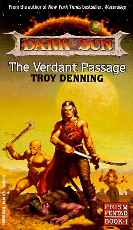 book cover of The Verdant Passage