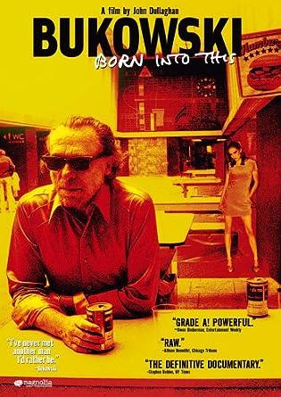 Amazon.com: Bukowski - Born Into This: Charles Bukowski, Bono ...