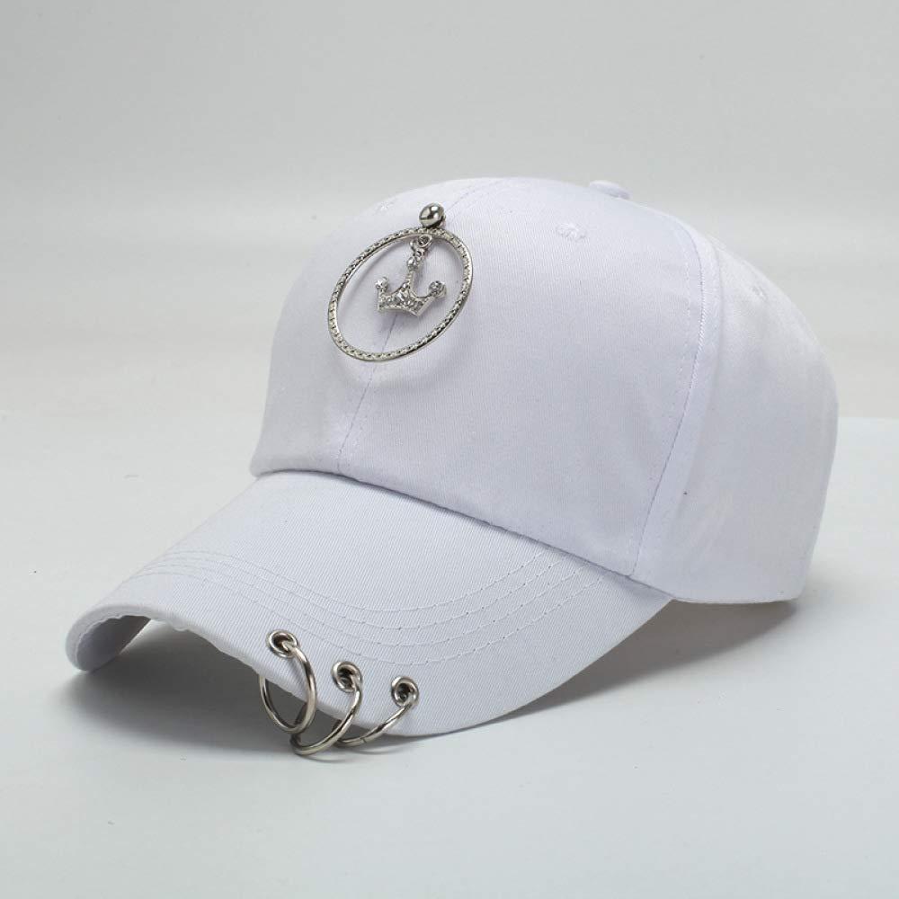 zlhcich Casual Minimalista Estudiante Hat Street Hip Hop Hat ...