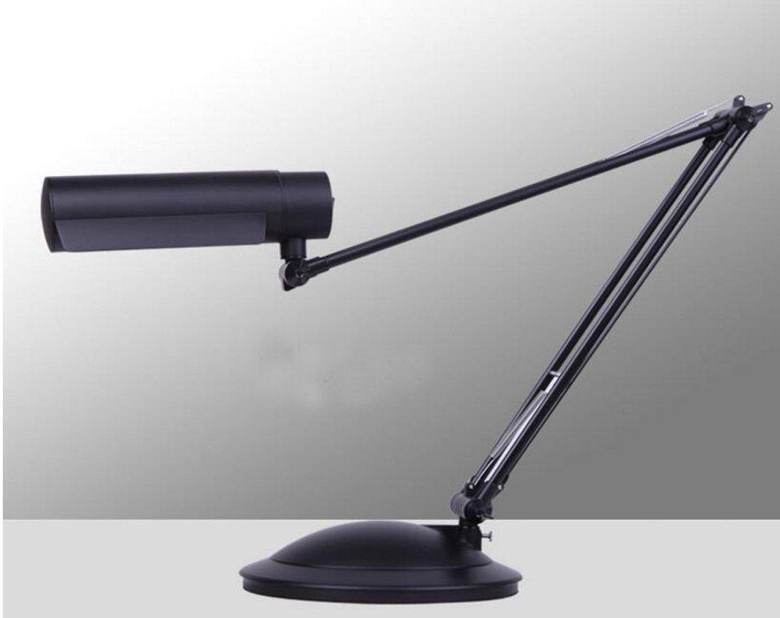 Ydxwan LED-Klappstudie Arbeits Tischlampe Kind Auge Tischlampe Nachttisch/Student / Kinder/Learning Learning Lampe (ohne Birne)