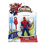 Marvel Ultimate Spider-Man Web Warriors Web Slingers Spider-Man Figure