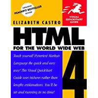 HTML 4 for the World Wide Web: VQS (Visual Quickstart Guide)