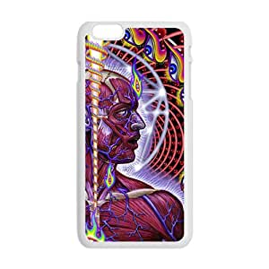 Tool Band Fashion Comstom Plastic case cover For Iphone 6 Plus
