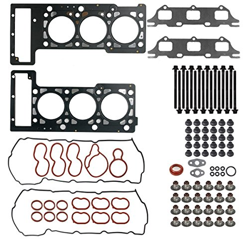 Price comparison product image Vincos Cylinder head gasket bolts set Replacement For Chrysler Dodge Intrepid 2.7L HS9514PT1