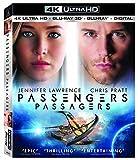 Passengers (2016) Bilingual (3 Discs) - UHD/3D/Blu-ray/UltraViolet Combo Pack