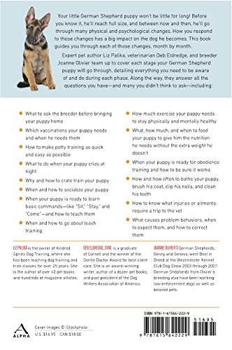 Your German Shepherd Puppy Month by Month, 2nd Edition: Everything You Need to Know at Each State to Ensure Your Cute and Playful Puppy (Your Puppy Month by Month) 3