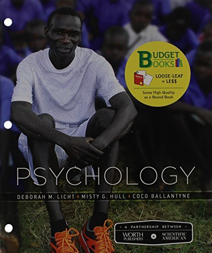Download By Deborah Licht Scientific American Psychology (Loose Leaf) & LaunchPad 6 month access card (1st First Edition) [Paperback] pdf epub