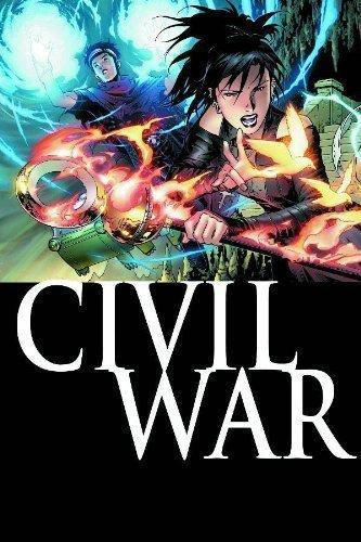 marvel civil war tpb - 1