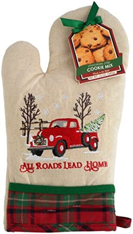 Holiday Baking Roads Lead Cookie product image
