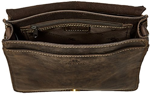 Brown One Cross Size 18563 Bag Visconti Body Brown X0xaan4