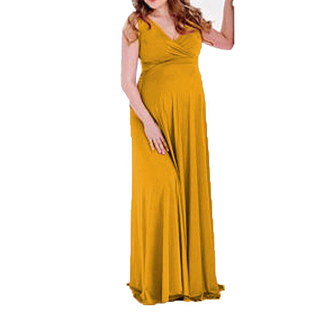 Pregnant Evening Dresses 2018 Summer