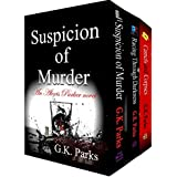 The Alexis Parker Series Box Set: Suspicion of Murder, Racing Through Darkness, and Camels & Corpses (Alexis Parker Series Boxset Book 2)
